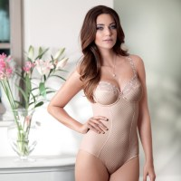 Josephine - Body con ferretto